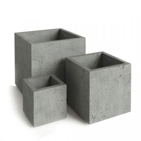 Купить горшок из бетона купить штамп для бетона в леруа мерлен