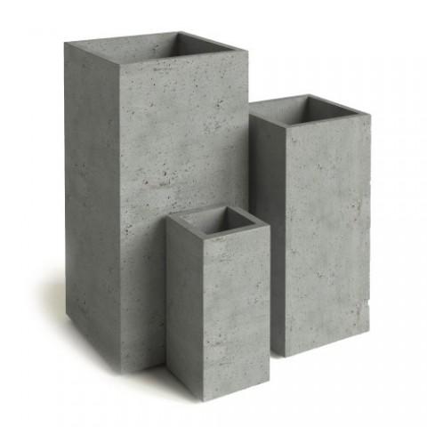 Купить горшок из бетона срок созревания бетона