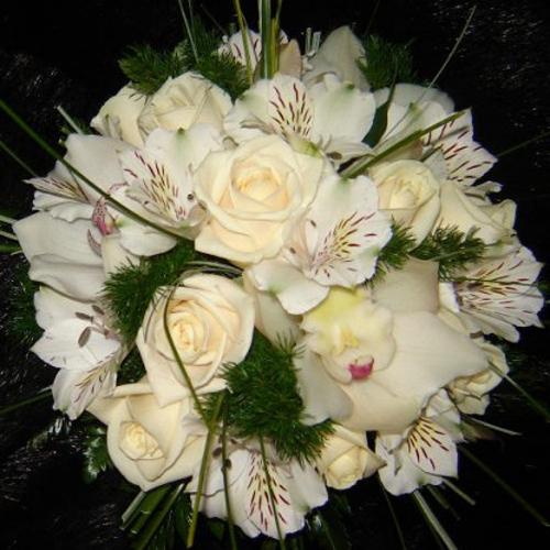 Букет невесты 43