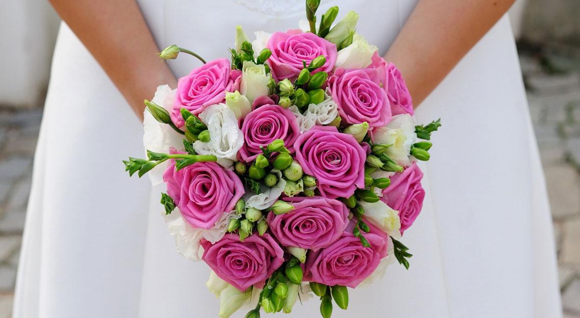 Сделать свадебный букет невесты